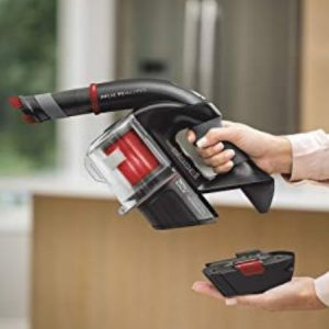 BISSELL Multi Auto Lightweight Lithium Ion Cordless Car Hand Vacuum 19851 with removable replaceable battery pack