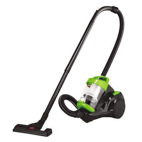 Bissell Zing Canister 2156A Vacuum Green Bagless