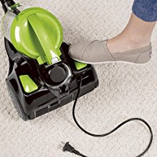 BISSELL Zing Bagless Caniser Vacuum 2156A with automatic cord rewind