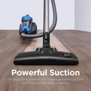 Eureka NEN110A Whirlwind Bagless Canister Vacuum features powerful suction