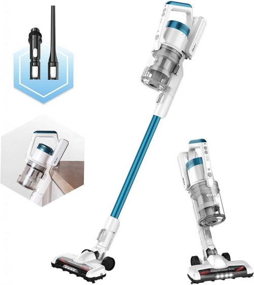 Eureka NEC180 RapidClean Pro Cordless Wood Floor Vacuum Cleaner
