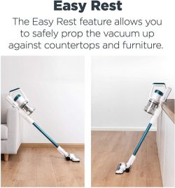 Eureka NEC180 RapidClean Pro Cordless Vacuum Cleaner with Easy Rest feature