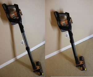 Kenmore Elite SSV 2 in 1 Complete Cordless Vacuum features a telescoping wand extends vacuum to 48 inches overall